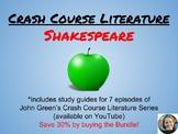 Crash Course Literature Shakespeare Bundle