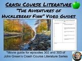 """The Adventures of Huckleberry Finn"" Crash Course Literatu"