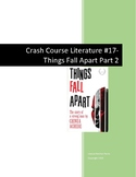 Crash Course Literature-Things Fall Apart Part 2-Study Guide #17