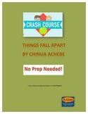 Crash Course Literature: Things Fall Apart by Chinua Achebe