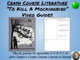 Crash Course Literature-To Kill a Mockingbird Part 1-Study Guide #18