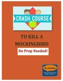 Crash Course Literature: To Kill a Mockingbird (Study Guide)