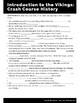 Crash Course Mythology Norse Pantheon Student Worksheet, Viking Religion
