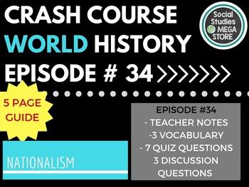 Crash Course Nationalism Ep. 34