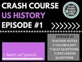 Crash Course Natives and Spaniards Ep. 1