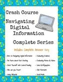 Crash Course Navigating Digital Information COMPLETE SERIE