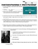 Crash Course Psychology Episodes 1-40 Bundle