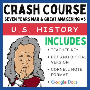 Crash Course U.S. History: Seven Years War & Great Awakening #5