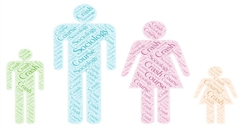Crash Course Sociology E# 13 Social Development Q & A Key
