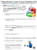Crash Course Statistics #35 (Fitting Models is Like Tetris) worksheet