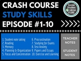 Crash Course Study Skills Bundle Ep. 1-10