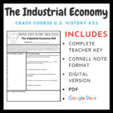 Crash Course U.S. History: The Industrial Economy #23