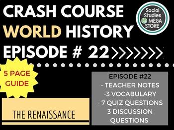 Crash Course The Renaissance Ep. 22