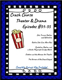 Crash Course Theater Episodes #31-35 (Realism, French and Russian Theater)