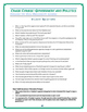 Crash Course U.S. Government Worksheets -- 15 EPISODE BUNDLE -- Episodes 1-15