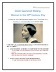 Crash Course U.S. History #16- 19th Century Women Video Analysis