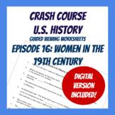 Crash Course U.S. History #16: Women in the 19th Century (