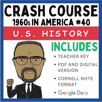 Crash Course U.S. History: 1960s in America #40