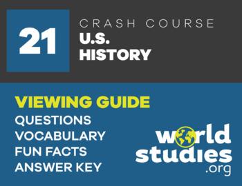 Crash Course U.S. History 21: The Civil War, Part II