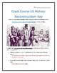 Crash Course U.S. History #22- Reconstruction Video Analysis