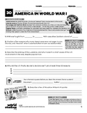 Crash Course U.S. History 30: America in World War I (Worl