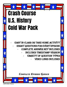Crash Course U.S. History Cold War Pack