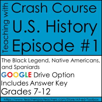 Crash Course U.S History Episode 1 (Google Drive Option)