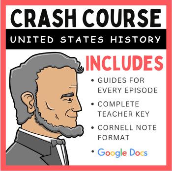 Crash Course U.S. History Episodes 1-47 (Complete Bundle)