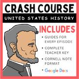 Crash Course U.S. History Episodes 1-47 (Bundle)