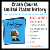 Crash Course U.S. History Episodes 1-47 (Bundle)