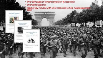 Crash Course U.S. History Video Analysis Bundle
