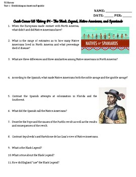 Crash Course US History 1-10 Bundle