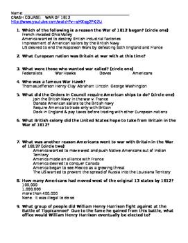 Crash Course US History  #11   War of 1812