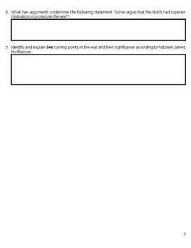 Crash Course US History #20 - The Civil War, Part I