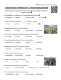 Crash Course: US History #24 - Westward Expansion