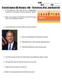 Crash Course US History #46 - Terrorism, War, and Bush 43