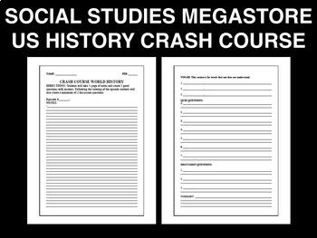 Crash Course US History Ep. 33-47