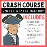 Crash Course U.S. History Episodes 11-20 (Bundle Pack)