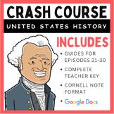 Crash Course U.S. History Episodes 21-30 (Bundle Pack)