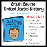 Crash Course U.S. History Episodes 21-30