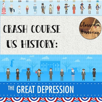 Crash Course - US History: Great Depression (#33)