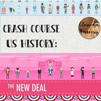 Crash Course - US History: New Deal (#34)
