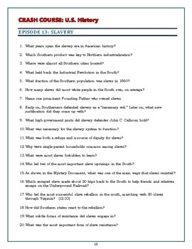 Us History Map Activities Answer Key Worksheets Elementary further Jazz Worksheet Us History Worksheets Greats John Black High likewise  moreover Crash Course US  History Worksheets  Episodes 11 20 BUNDLE   TpT together with Crash Course US History   Crash Course   PBS LearningMedia besides Crash Course Worksheets Free Printable History For Grade Worksheet additionally  additionally  likewise Crash Course Us History Worksheets Elegant Crash Course World further Crash Course Worksheets besides  besides  in addition  in addition Free Printable Art Worksheets Grid World History For High moreover Crash Course U S  History Worksheets  Episodes 11 15 by Elise Parker together with world history printable worksheets. on crash course us history worksheets