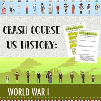 Crash Course - US History: World War I (#30)