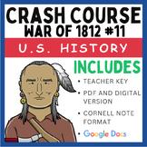 Crash Course U.S. History: War of 1812 #11