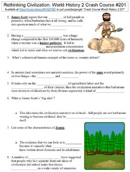 World Civilizations Worksheets | Teachers Pay Teachers