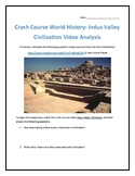 Crash Course World History #2- Indus Valley Civilization