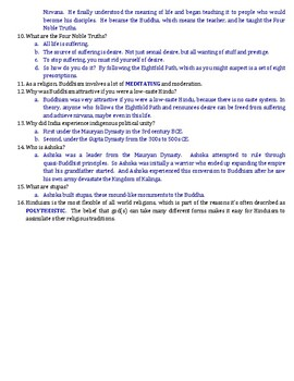 Crash Course World History #6 - Buddha and Ashoka