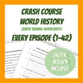 Crash Course World History - ALL Episodes Bundle