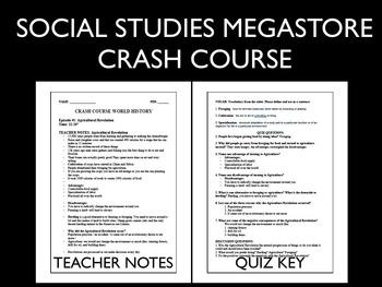 Crash Course World History Ep. 21-25